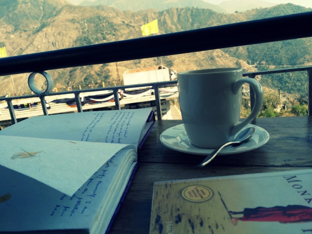 Follow your heart - my workstation in the himalayas