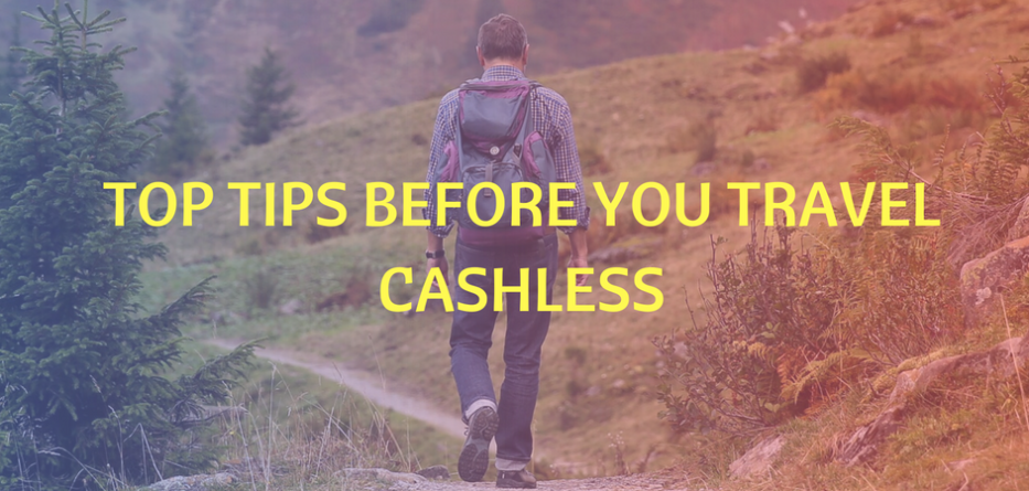 Traveling cashless in India