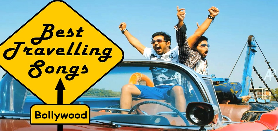 top 25 bollywood travel songs