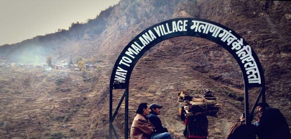 way to malana village - 10 secrets of Malana