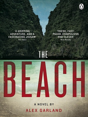 The Beach travel book