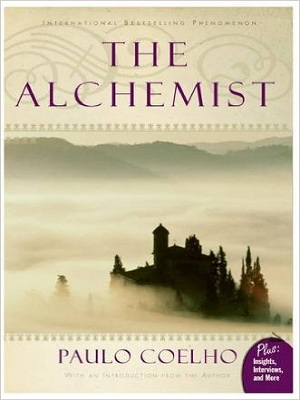 The alchemist travel book