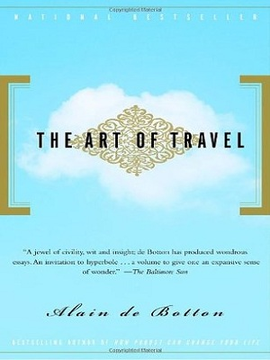 The art of travel travel book