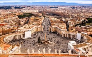 vatican city smallest countries