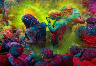 Holi events and festivals in March