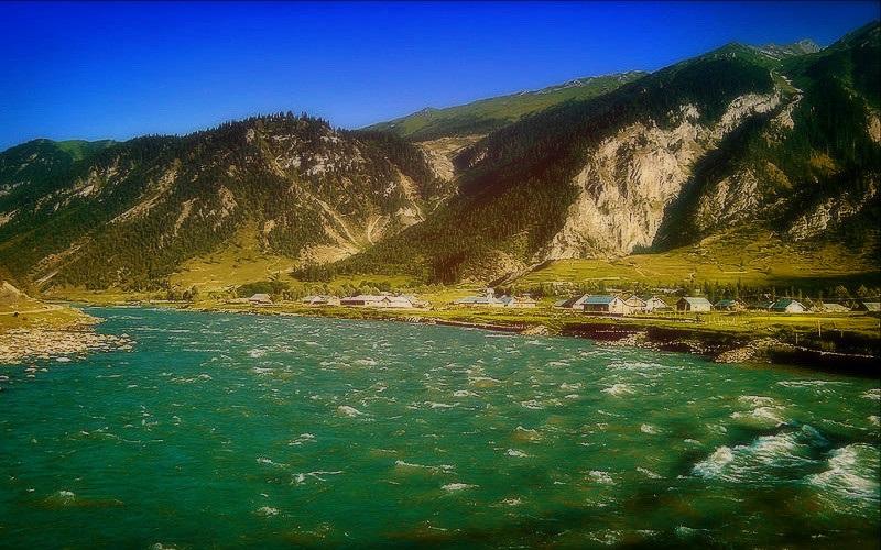 Kashmir Gurez Valley
