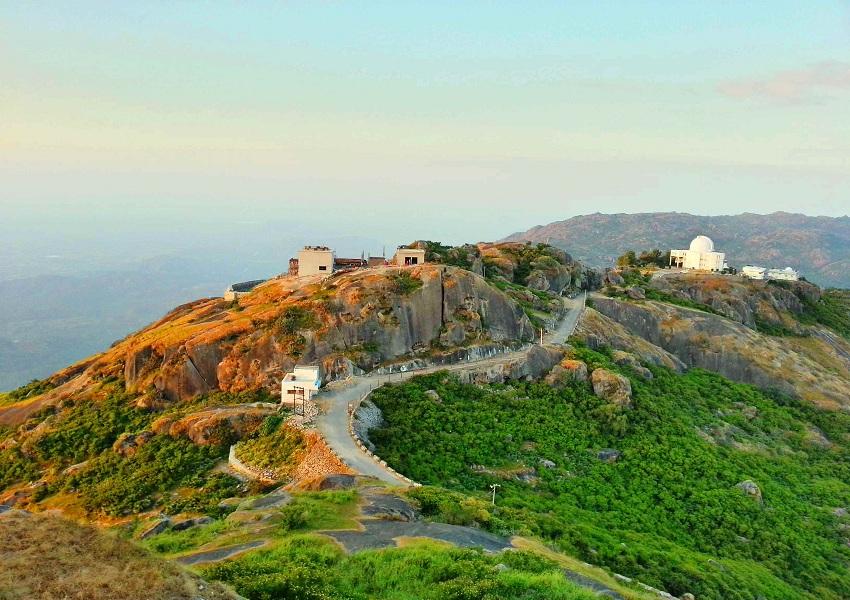 Mount Abu long weekends in 2017