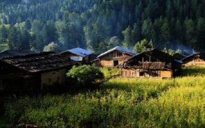 Gurez valley of kashmir