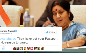 Sushma Swaraj and Suresh Prabhu helping indians on twitter