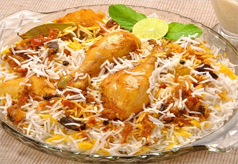 Hyderabad places for foodie