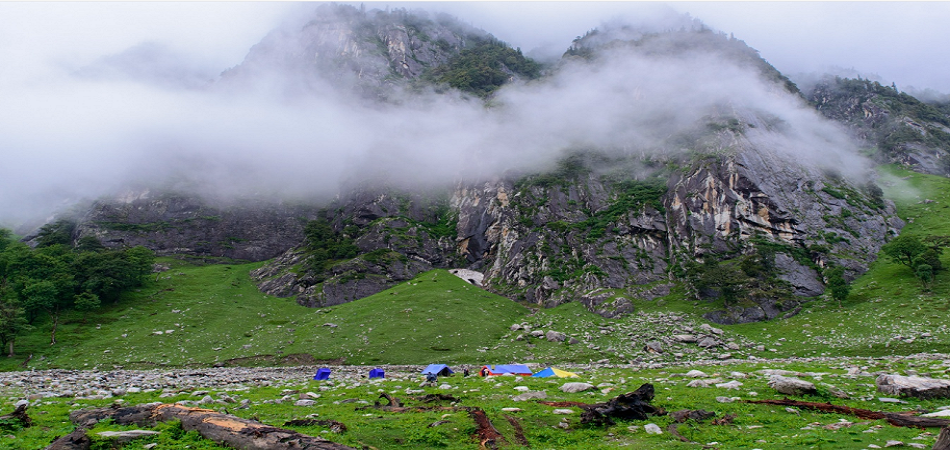Itinerary for Hampta pass trek