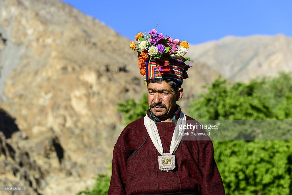 Brokpa Aryan Men