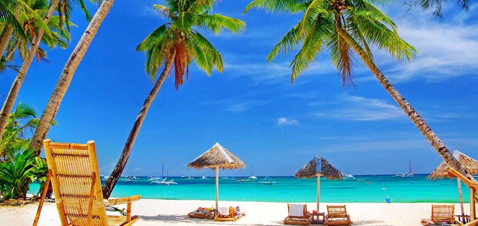 The idyllic beaches of Goa
