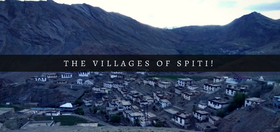 Villages of Spiti Valley