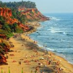 varkala beach beaches in india