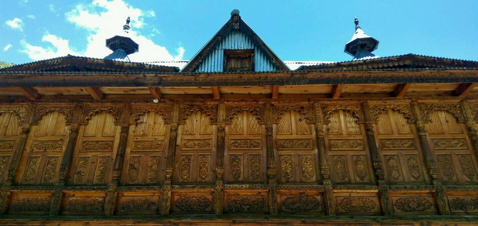 Kinnaur Mathi temple chitkul