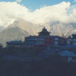 Kinnaur buddhist temple Kalpa