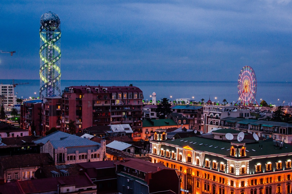 Batumi and theBlack Sea Coast