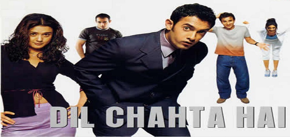 dil chahta hai Top bollywood travel movies