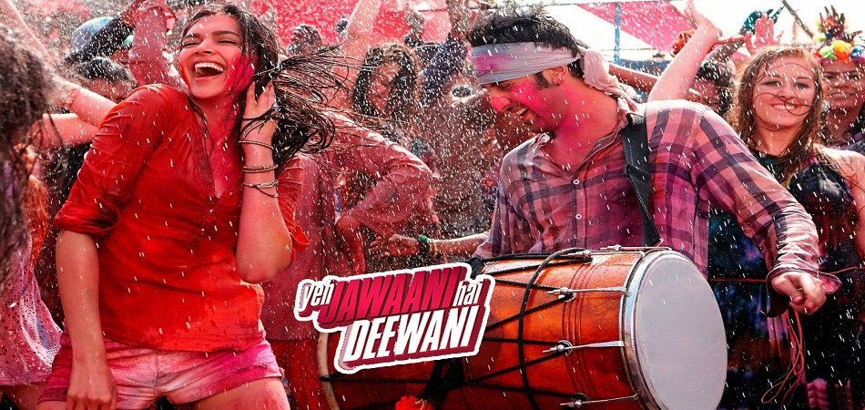 Ye jawani hai deewani Top bollywood travel movies