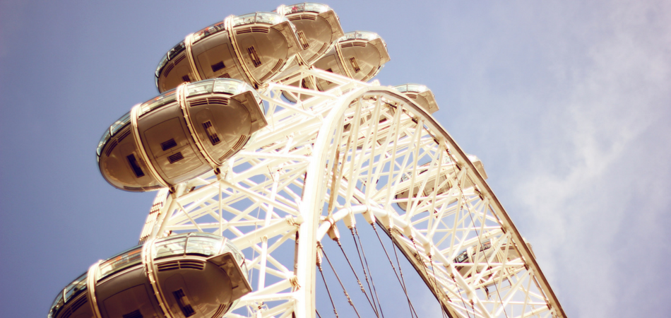 Places to visit in London eye